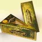 коробки для конфет изготовление