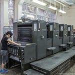 лучшие типографии москвы с офсетной печатью