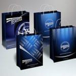 пакеты бумажные для выпечки с логотипом
