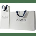 производство бумажных пакетов с логотипом