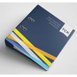 папки из дизайнерского картона