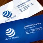 типография печать визиток москва