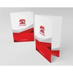 вырубные папки из картона