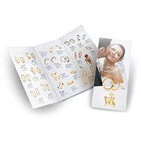 Печать рекламных буклетов в Москве